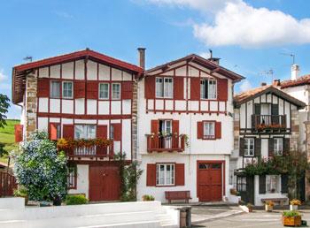 Espelette turismo qu ver en espelette francia - Casas rurales pais vasco frances ...