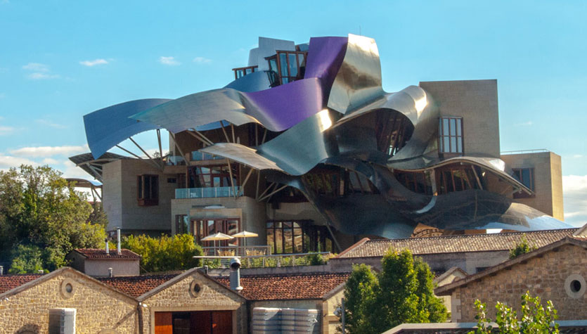 Elciego Marqués De Riscal Tourism Basque Country