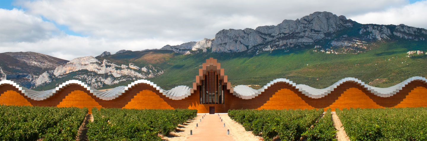 Ysios Winery Spain Tourism Guide Basque Country