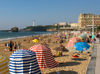 Biarritz, Basque Country, France