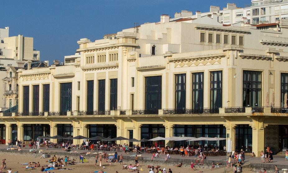 Parking casino municipal biarritz hollywood casino poker tournament st louis