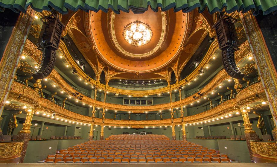 Bilbao turismo qu ver en bilbao - Teatro campos elisios ...