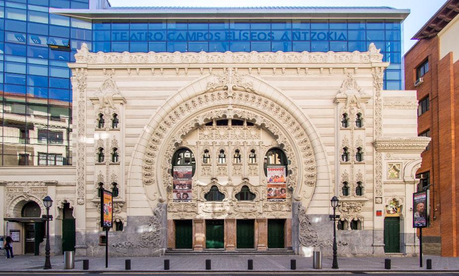 Bilbao turismo qu hacer y qu ver en bilbao - Teatro campos elisios ...