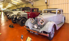 Museum of Old and Classic Cars, Torre Loizaga, Bizkaia, Basque Country