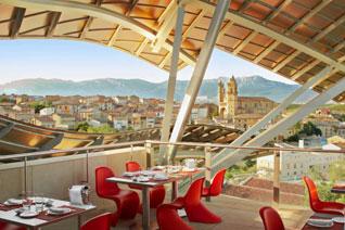 Elciego marqu s de riscal tourism basque country for Hotel el ciego marques de riscal