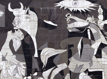 Guernica, Gernika, Basque Country, Spain