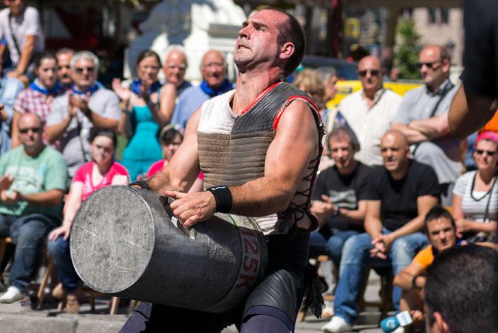 Herri Kirolak   Basque Rural Sports