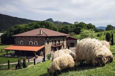 Pa s vasco casas rurales eusko guide - Casas rurales con encanto pais vasco ...