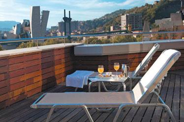 Bilbao hoteles eusko guide for Hoteles en bilbao con piscina
