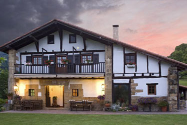 Casa Rural Arotzenea – Hondarribia, Spain