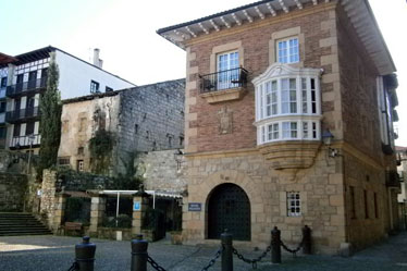 Hotel Palacete – Hondarribia, Spain