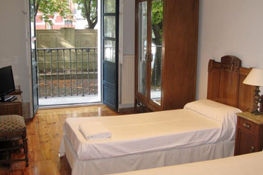 Hostel Ciudadela 7 - Pamplona, Spain