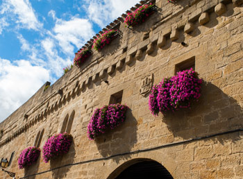 Laguardia, Rioja Alavesa, Basque Country, Spain