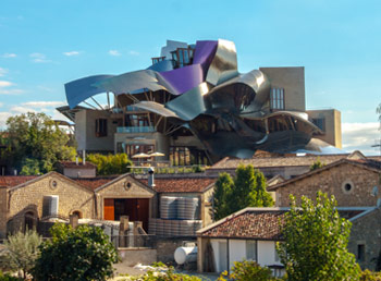 Marqués de Riscal, Elciego, Basque Country, Spain