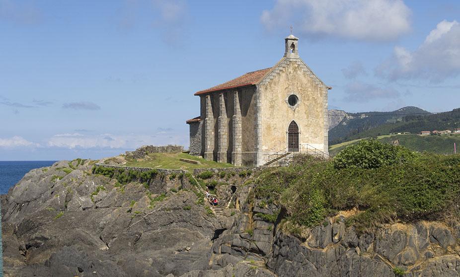 Ermita de Santa Catalina - Mundaka, España