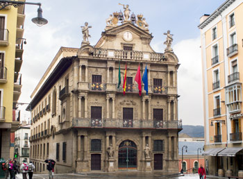 Pamplona, Navarre, Spain