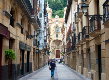 San Sebastian, Donosti, Basque Country, Spain