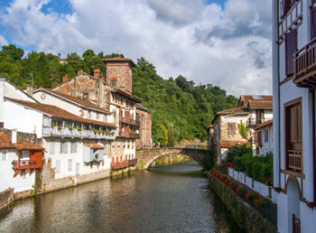 Saint-Jean-Pied-de-Port, Pays Basque, France