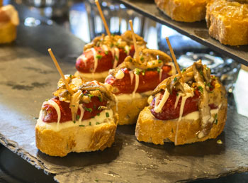 Bilbao Pintxo Crawl, Basque Country, Spain