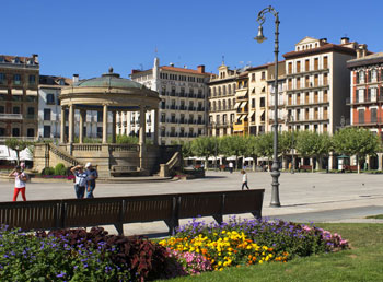 Pamplona and Olite Tour, Basque Country, Spain