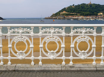 San Sebastian Tour, Basque Country, Spain
