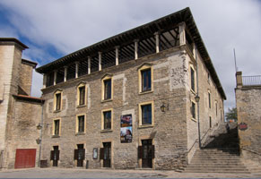 Villasuso Palace, Vitoria, Basque Country, Spain